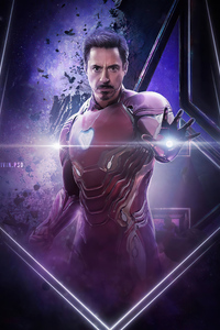 2160x3840 Iron Man I Loveyou 3000