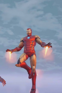 Iron Man In Fortnite