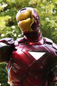 Iron Man In Public