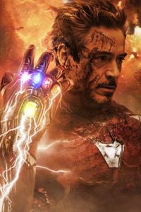 Iron Man Infinity Gauntlet Stones