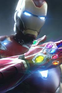 Iron Man Infinity Stones
