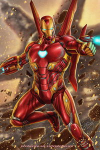 Iron Man Infinity Suit
