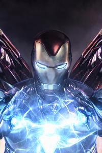 480x800 Iron Man Legacy