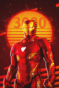 Iron Man Love You 300