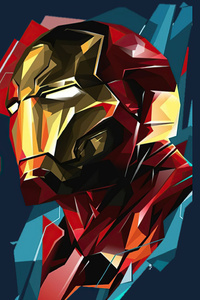 320x480 Iron Man Love You 3000