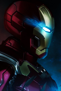 Iron Man Mark Suit