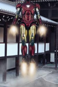 Iron Man Mark XLVI 4k