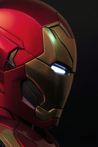 240x320 Iron Man Mark XLVI