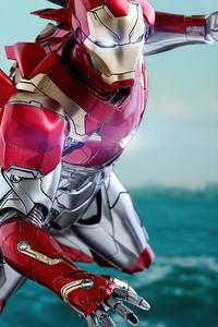 1080x2280 Iron Man Mark Xlvii 8k