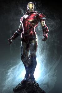 1080x1920 Iron Man Marvel Superhero
