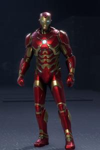 1080x2160 Iron Man Marvels Avengers 4k