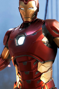 Iron Man Marvels Avengers