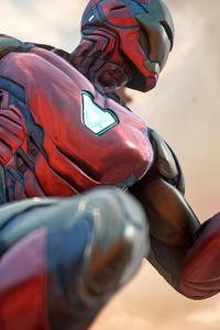 360x640 Iron Man Marvels Avengers Game