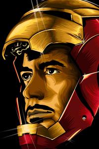 Iron Man Mask 5k