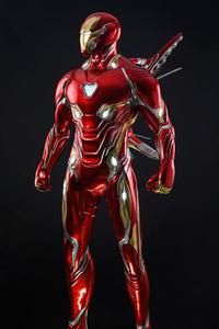 2160x3840 Iron Man Mechanical Suit 4k