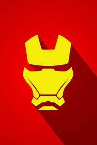 Iron Man Minimal Art 5k