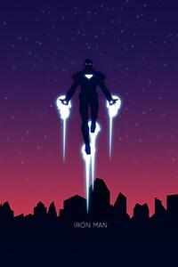Iron Man Minimalism 2