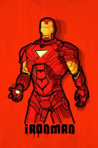 Iron Man Minimals