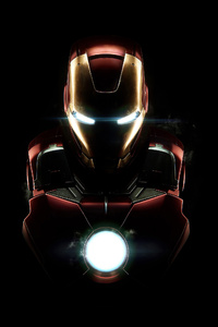 1125x2436 Iron Man MKVII