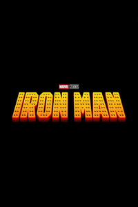 1440x2960 Iron Man Movie Typography 5k