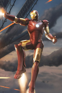 Iron Man New 4k
