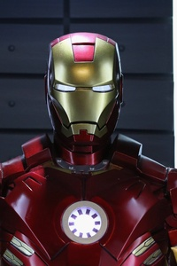 240x320 Iron Man New 5k