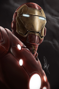 Iron Man New Arts