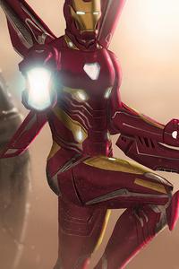 Iron Man New Artwork 2020