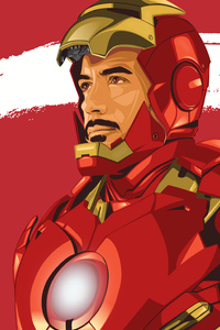 Iron Man New Artwork 4k