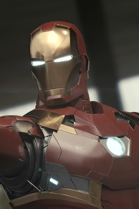 Iron Man New Cgi 4k
