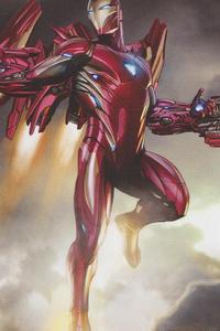 Iron Man New Concept Art