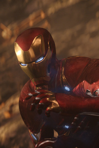 Iron Man New Suit For Avengers Infinity War 2018
