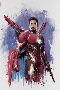 Iron Man New Suit For Avengers Infinity War Movie