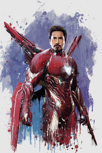 Iron Man New Suit For Avengers Infinity War