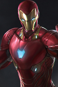 Iron Man Newart