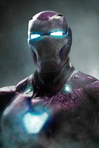 750x1334 Iron Man Newart4k