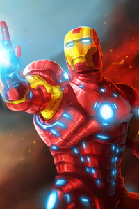 Iron Man Newartworks