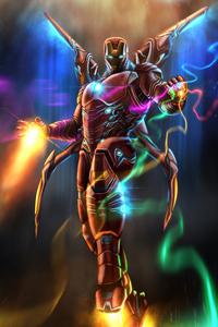 Iron Man Newtech Suit