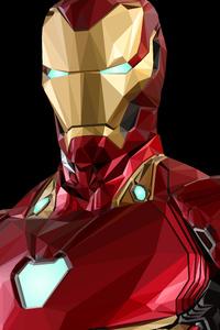 Iron Man Oled 8k