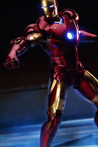 480x800 Iron Man On