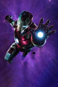 Iron Man Powerful Weapon 5k