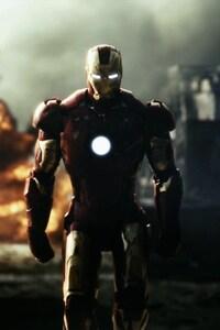 720x1280 Iron Man
