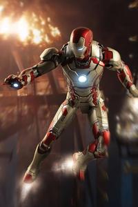 360x640 Iron Man Retreat