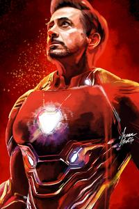 320x568 Iron Man Robert Downey