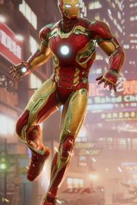 Iron Man Suit 4k 2020