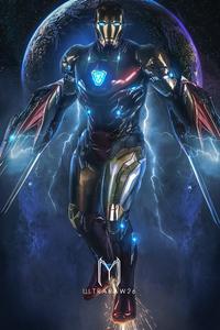 Iron Man Suit Update