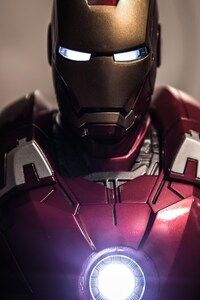 1280x2120 Iron Man Suit
