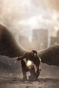 Iron Man Wings