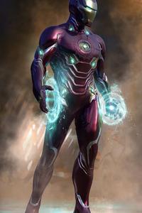 1280x2120 Iron Man20204k