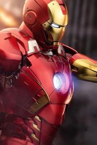 Iron Man4k 2019 New
